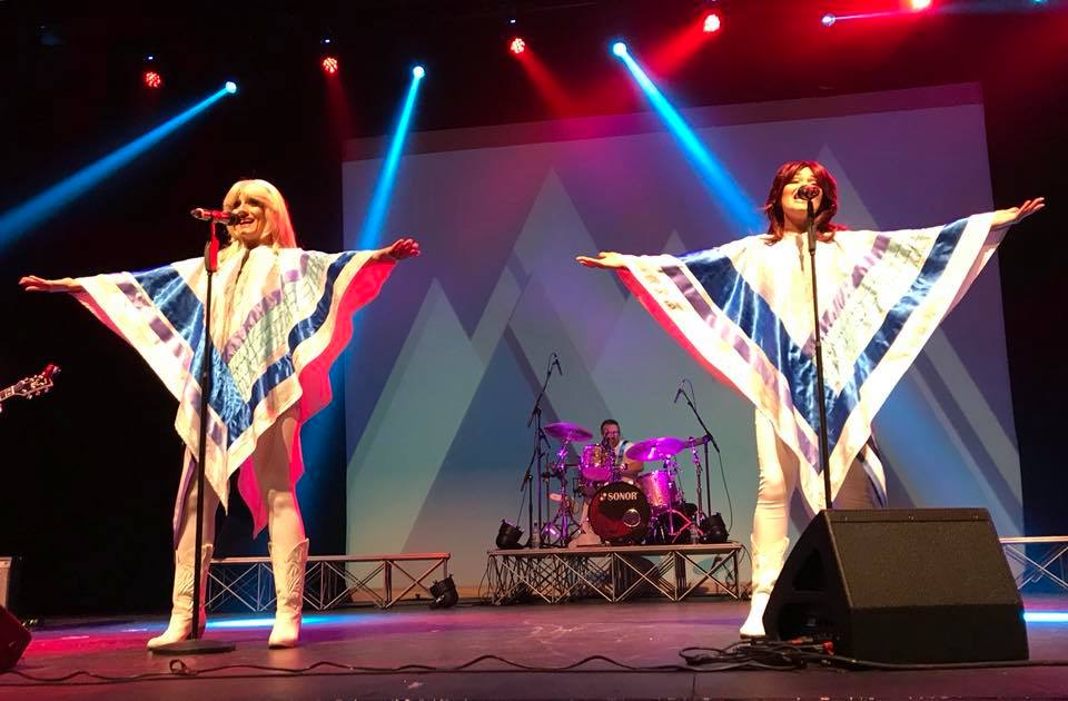 The Bjorn Identity Abba Tribute UK best bands