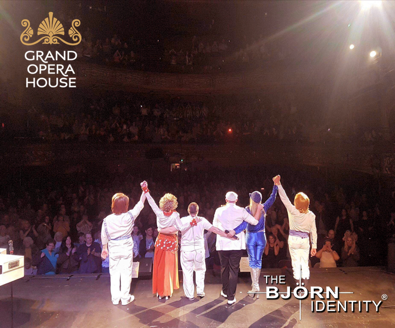 UK Abba Tribute Band Grand Opera House