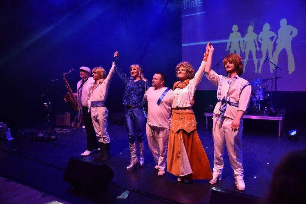 Abba Tribute theatre show UK