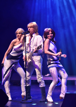 Abba Tribute Show Civic Theatre Ireland