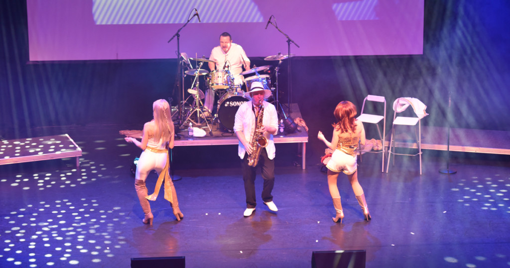 Abba Tribute band theatre show UK