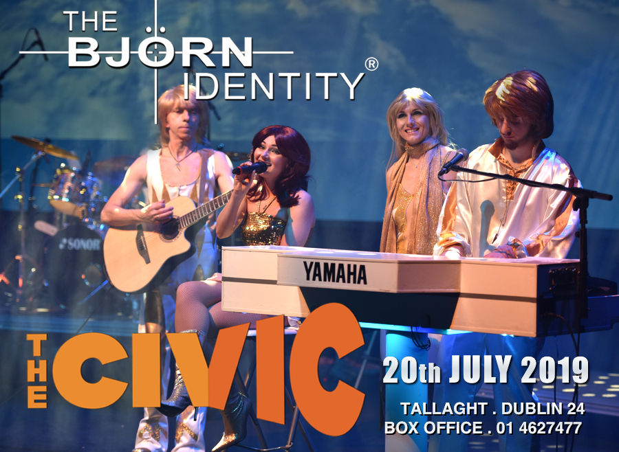 abba tribute show civic theatre taillight