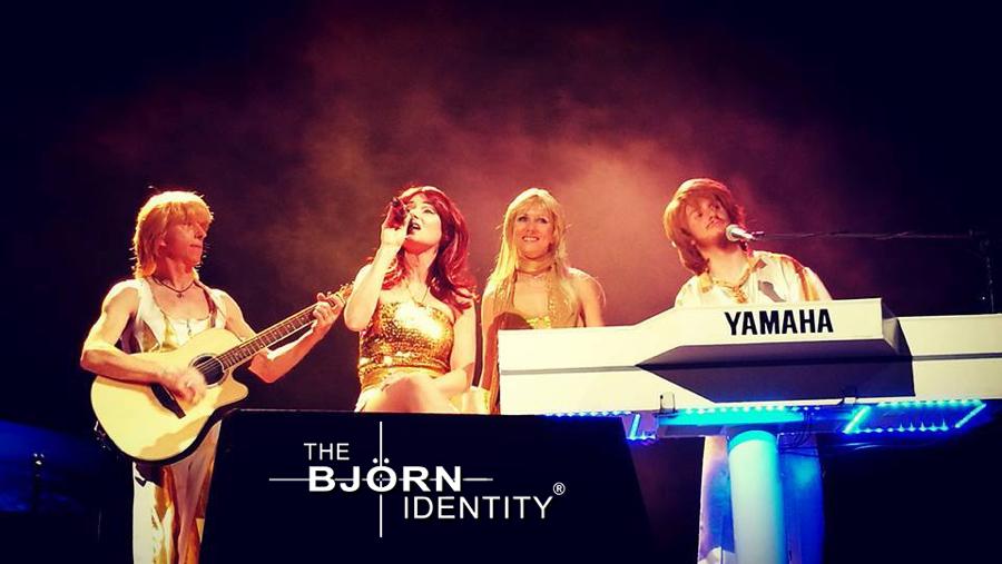 Bjorn Identity Abba Tribute show civic theatre dublin