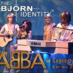 UK Abba Tribute show The Bjorn Identity
