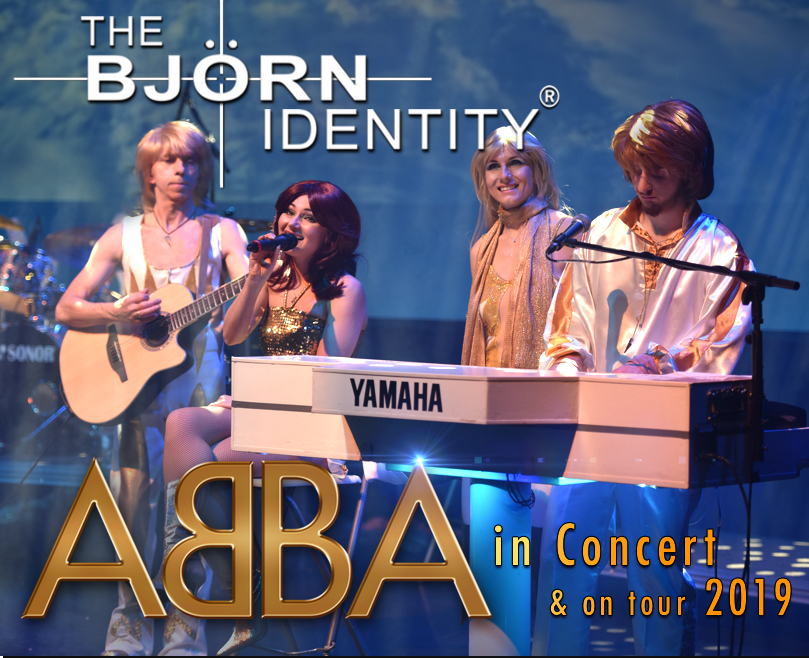 UK Abba Tribute show The Bjorn Identity