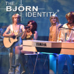 International abba tribute show The Bjorn Identity