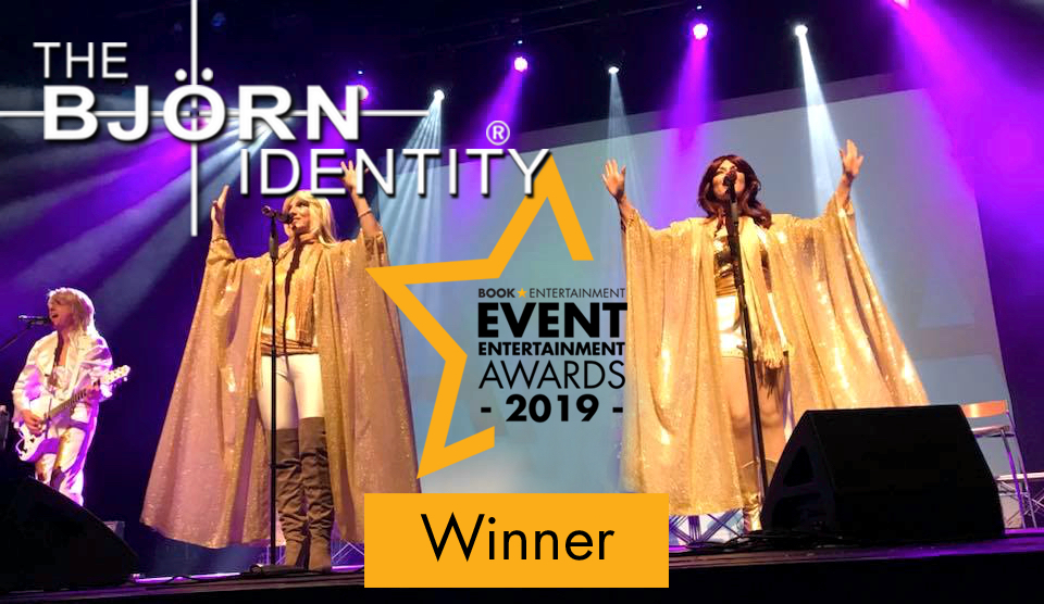 award winning Abba tribute band UK