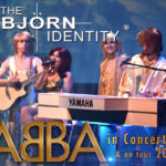 Abba tribute show The Bjorn Identity