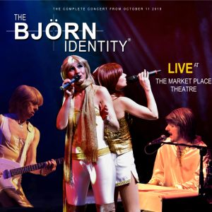 The Bjorn Identity Live Album cover