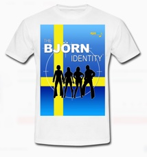The Bjorn Identity T Shirt Merchandise